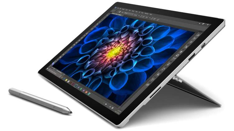 Microsoft Surface Pro 4 at 20% Discount
